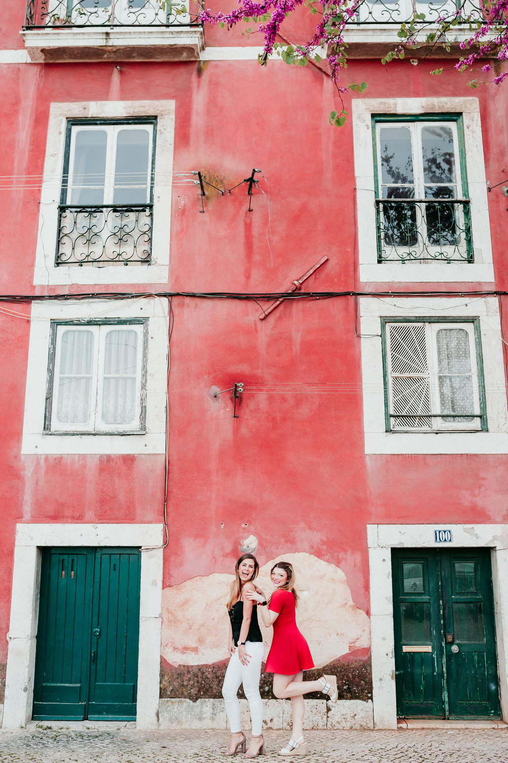 The Most Colourful Streets in the World