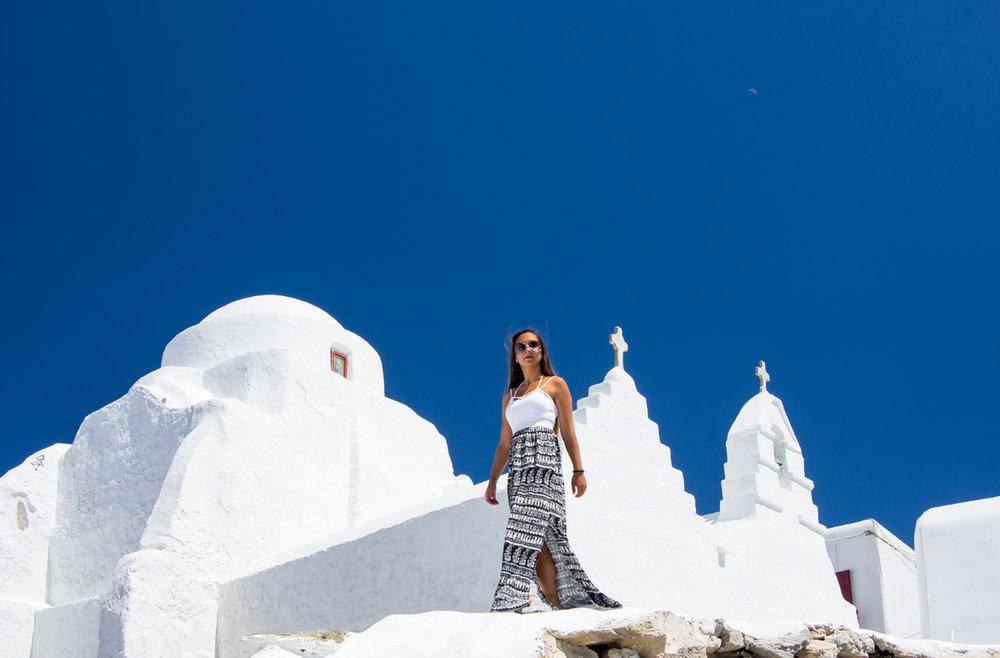 FLYTOGRAPHER Vacation Photographer in Mykonos - Giannis