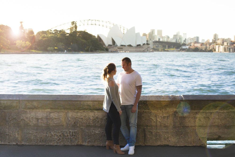 FLYTOGRAPHER | Sydney Vacation Photographer - Sarah & Stephen