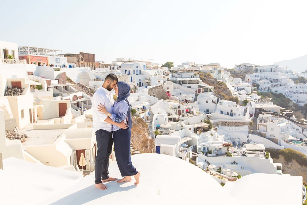 Check out these 50 gorgeous photos of Santorini on the Flytographer blog and get inspired for your next getaway! | Travel + Vacation Photographer | Family Vacations | Engagement Proposals | Honeymoons | Anniversary Gifts | Bachelorette Ideas | Solo Traveller Tips |  Flytographer captures your travel memories - everything from surprise proposals, honeymoons, family vacations, and more. So often you are missing out of your own photos! Flytographer solves that problem for you. Our photographers also act as informal tour guides and provide fun local tips to our customers, showing them an area of a city they may not have explored without Flytographer. Book your photographer at 1.888.211.7178 or visit our website at www.flytographer.com/book