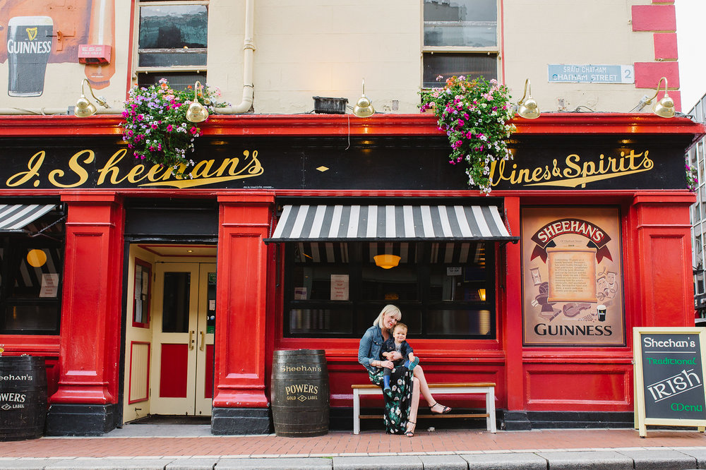 Flytographer Vacation Photographer in Dublin - Vanessa