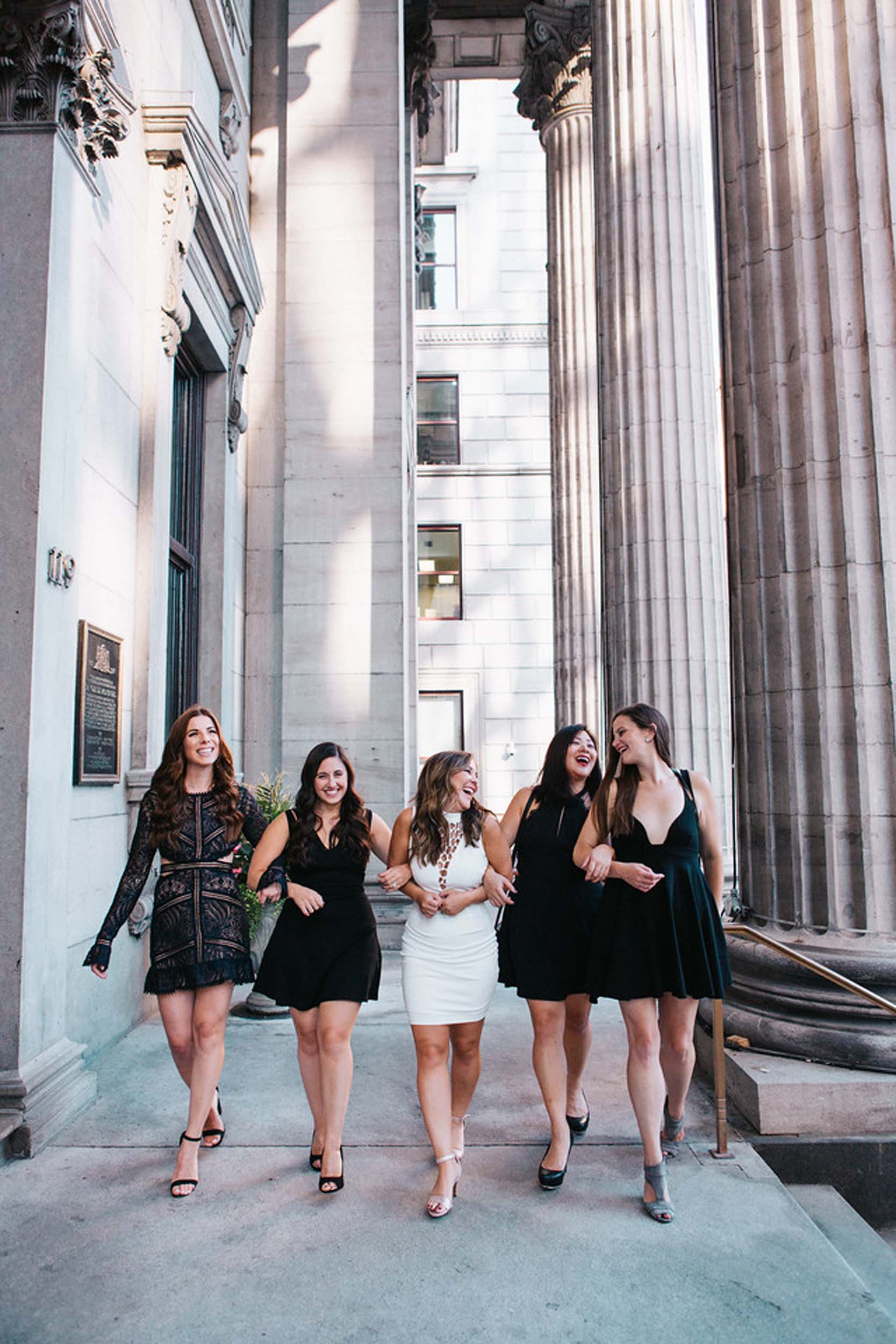 1fd3dbc3 You don't have to book a long-haul flight with your best gals to feel like  you've escaped to Europe for an epic bachelorette celebration.