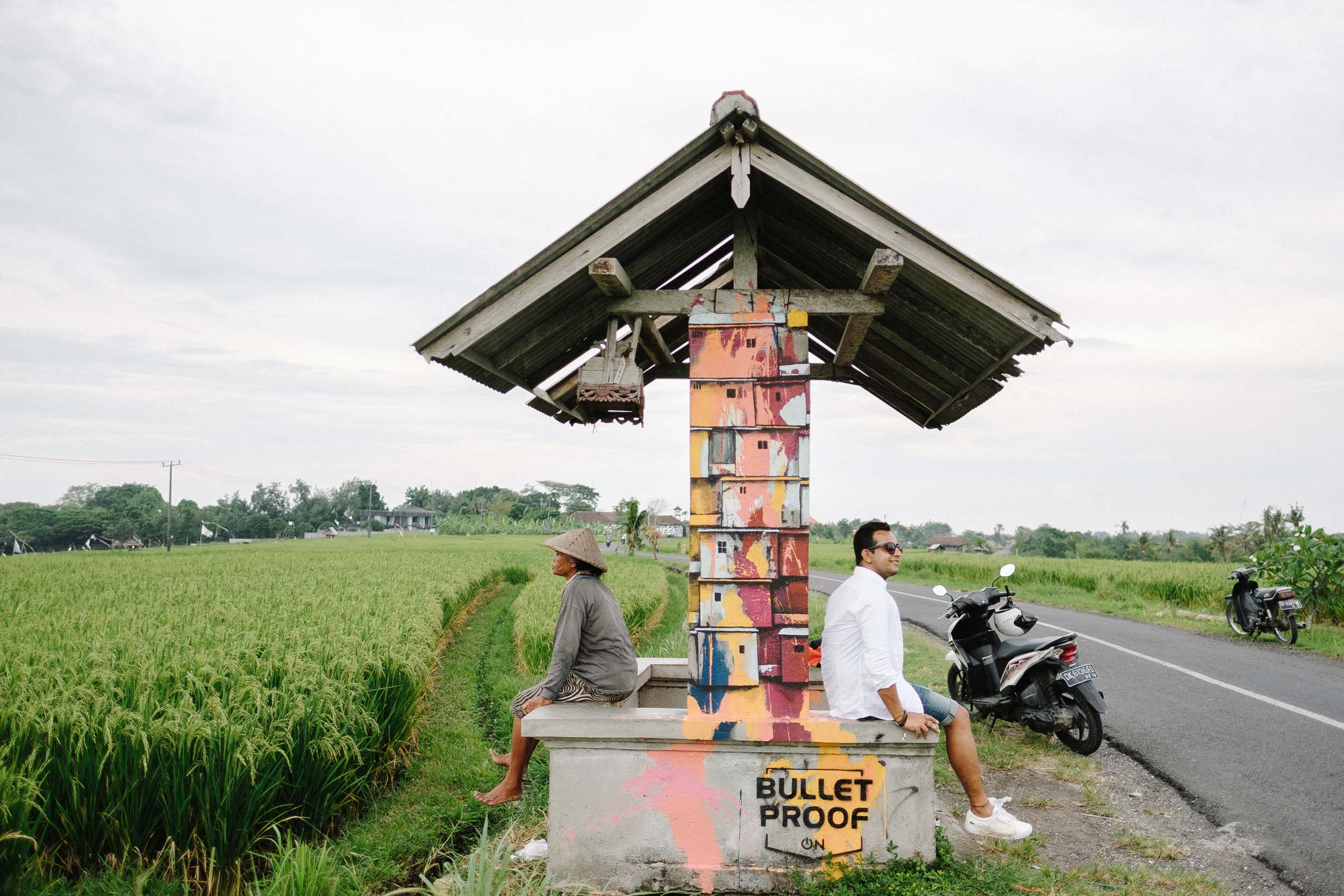 Flytographer Gusmank in Bali