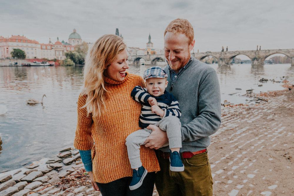 FLYTOGRAPHER Vacation Photographer in Prague - Natalie