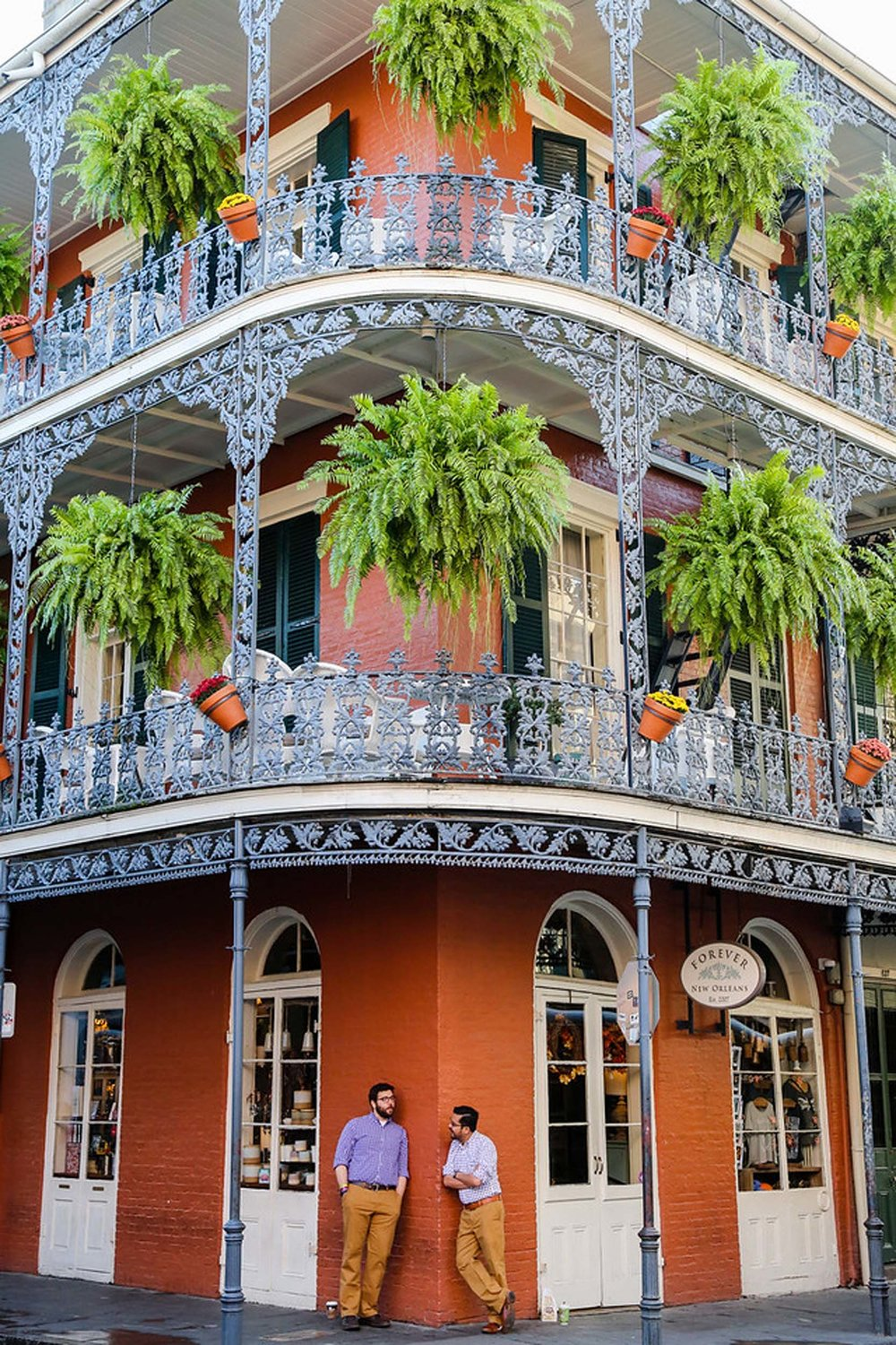 Let The Good Times Roll In True New Orleans Style - New orleans vacations