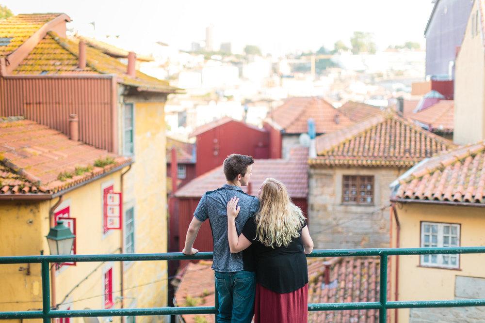 FLYTOGRAPHER | Vacation Photographers in Porto - Ivo & Vanessa