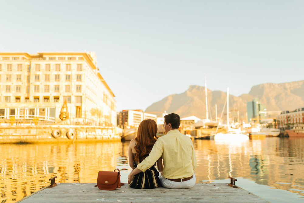 FLYTOGRAPHER | Cape Town Vacation Photographer - Nadine