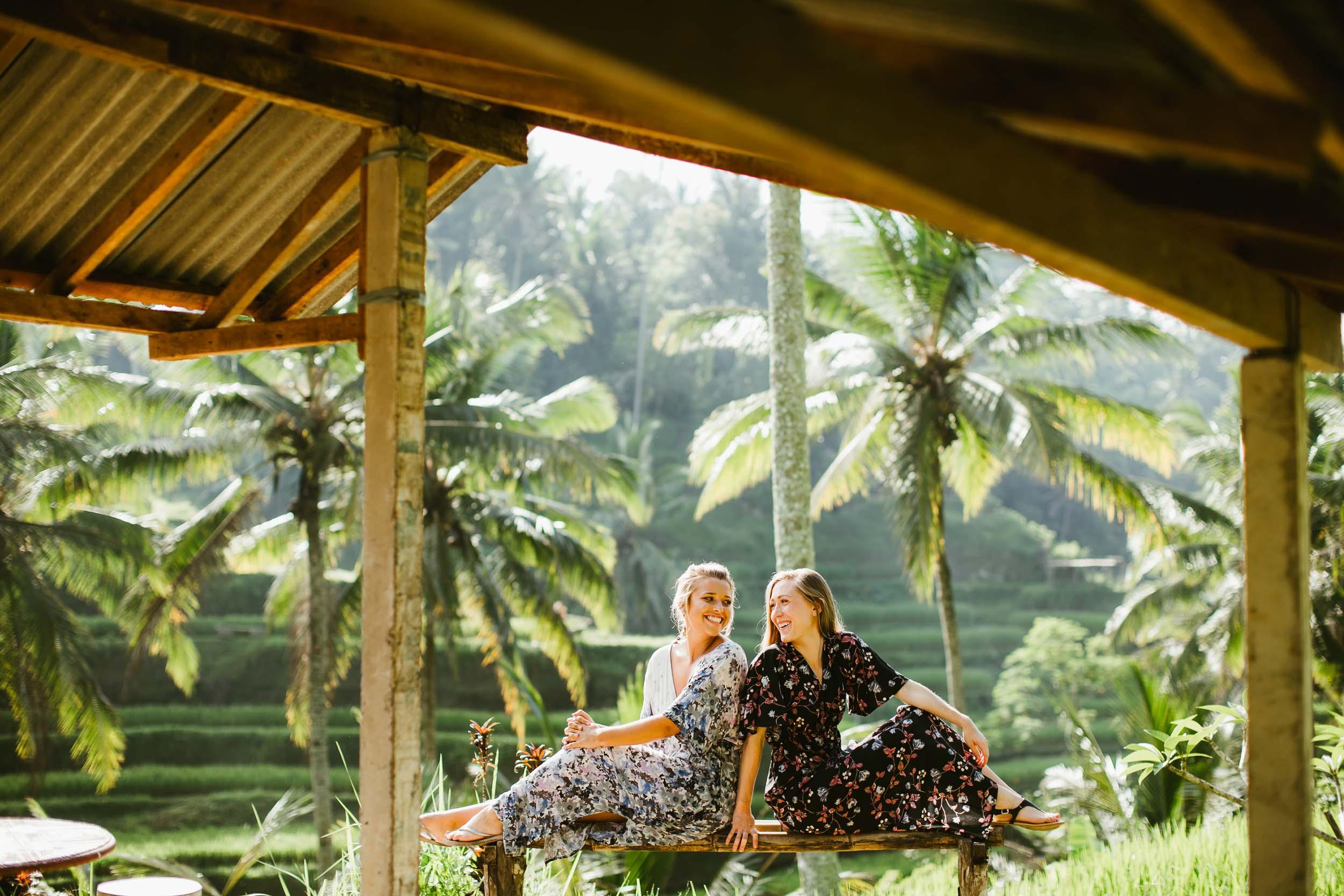 Flytographers Bayu &Ivony in Bali