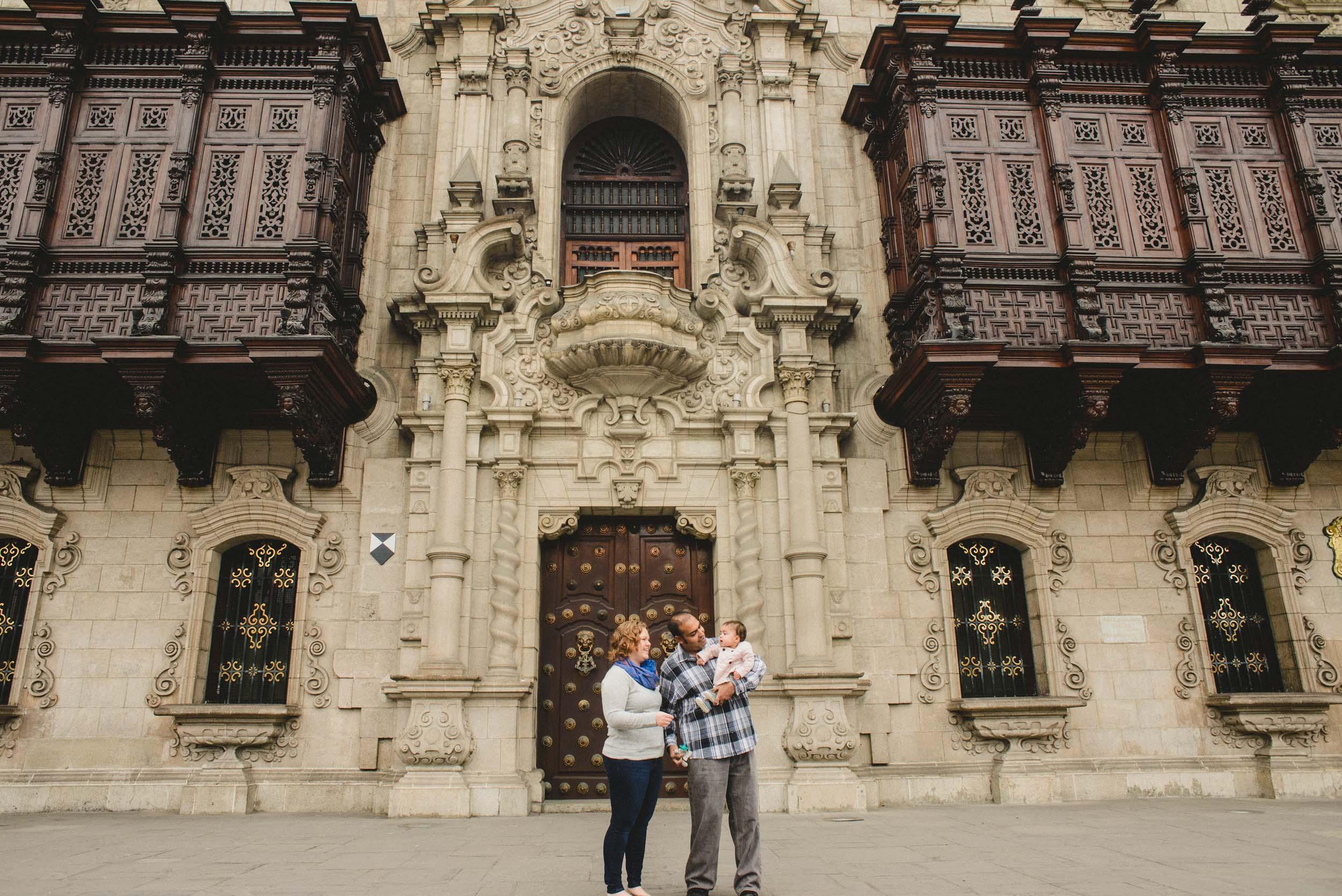 Flytographer Joanna in Lima