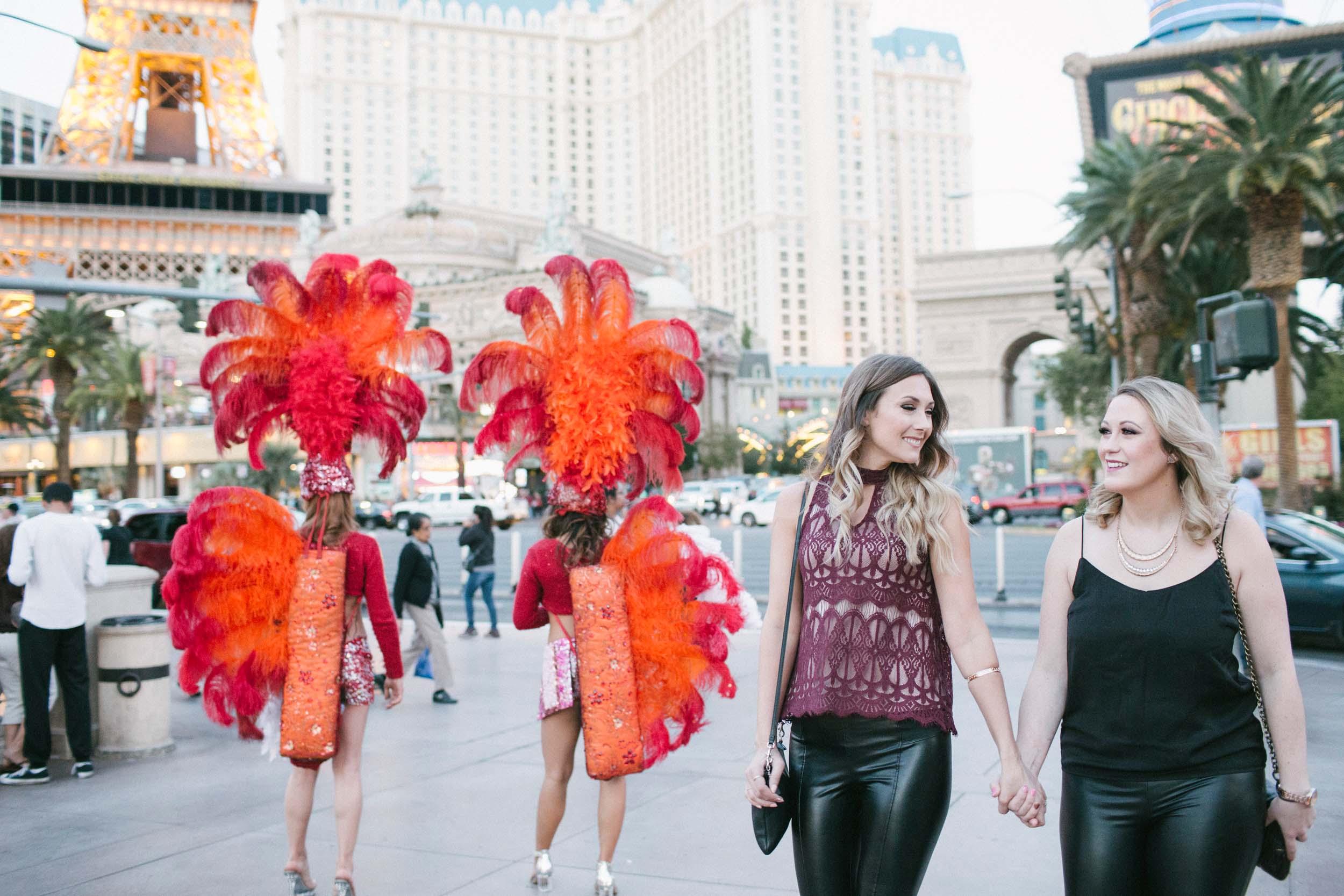 Flytographer Talia in Las Vegas