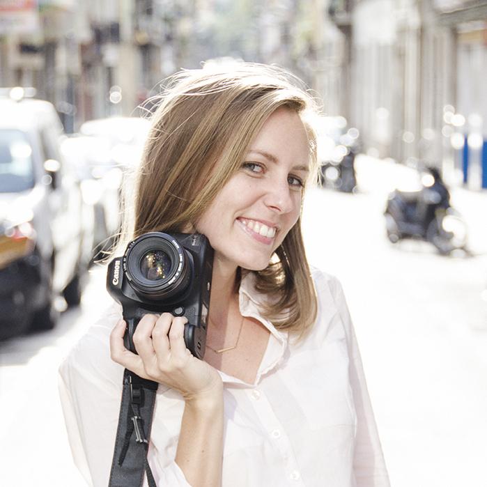 Your Vacation Photographer in Barcelona: Meet Natalia