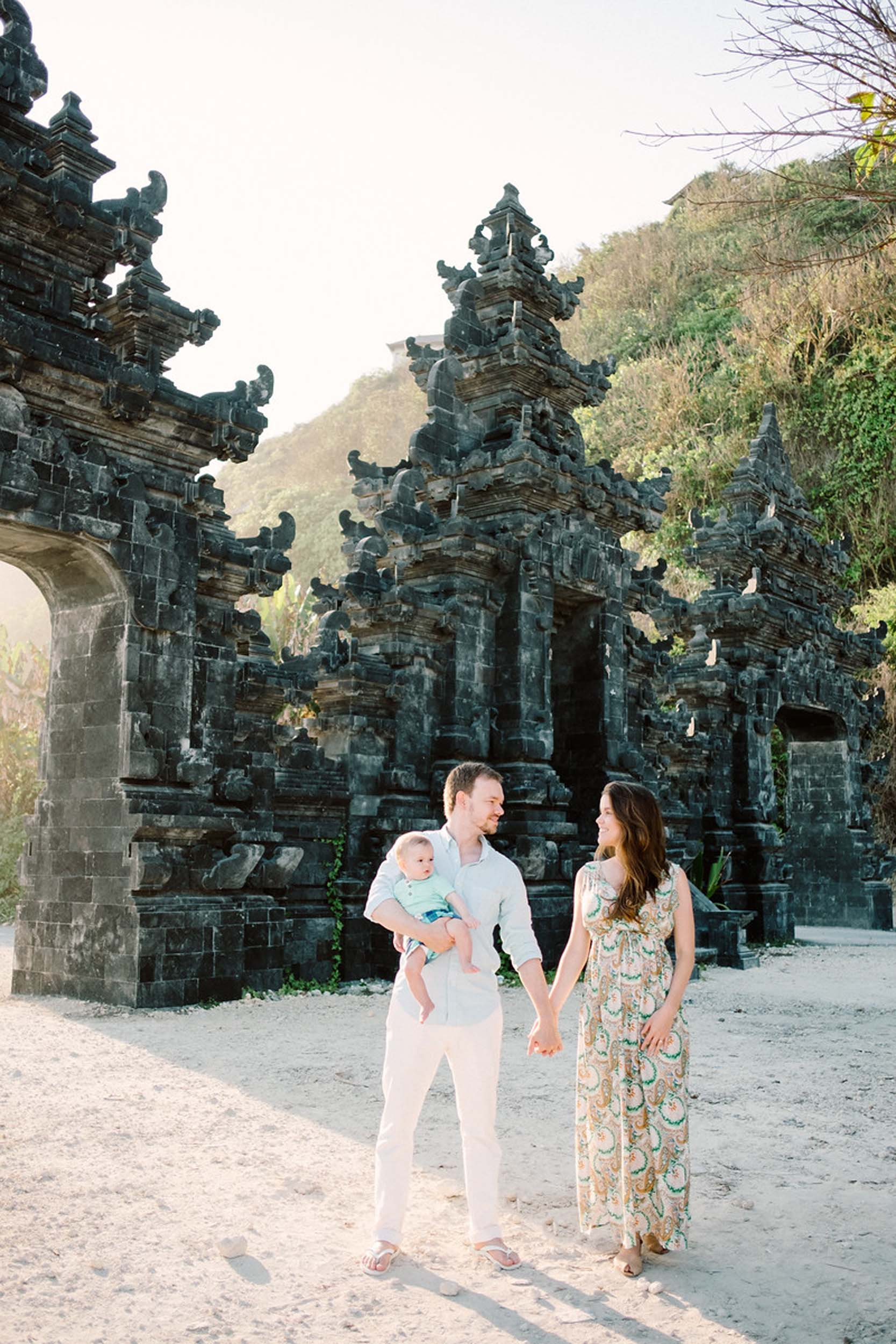 Flytographer:  Gusmank in Bali