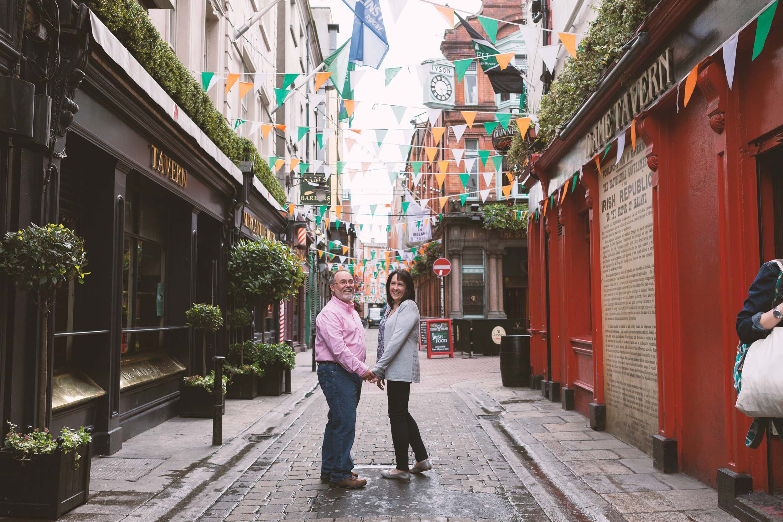 Flytographer Aoife in Dublin
