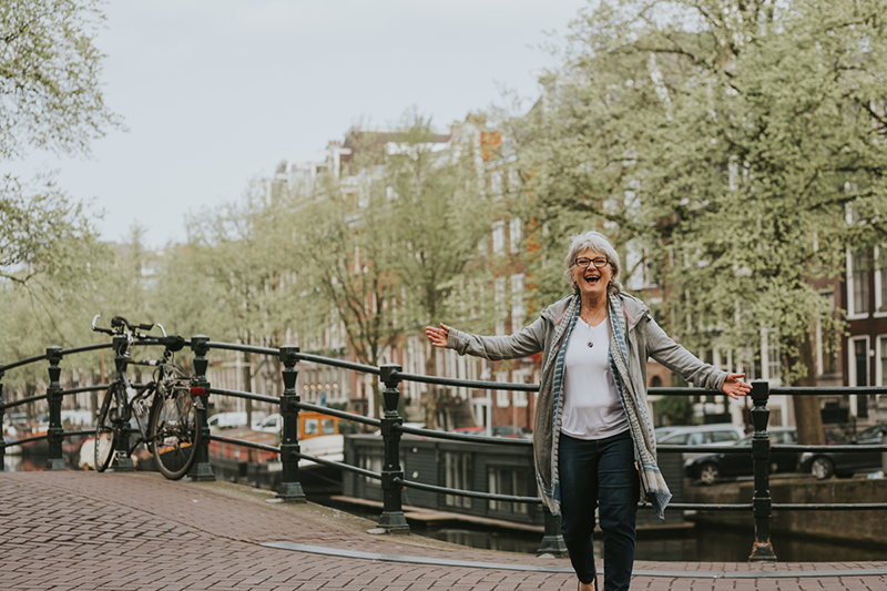 Vacation Photographer Amsterdam Flytographer