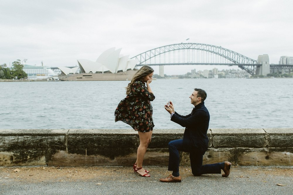 Hire a Proposal Photographer Flytographer