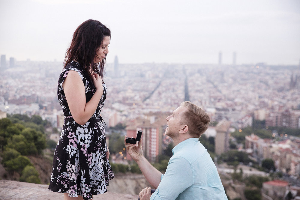 FLYTOGRAPHER Vacation Photographer in Barcelona - Natalia