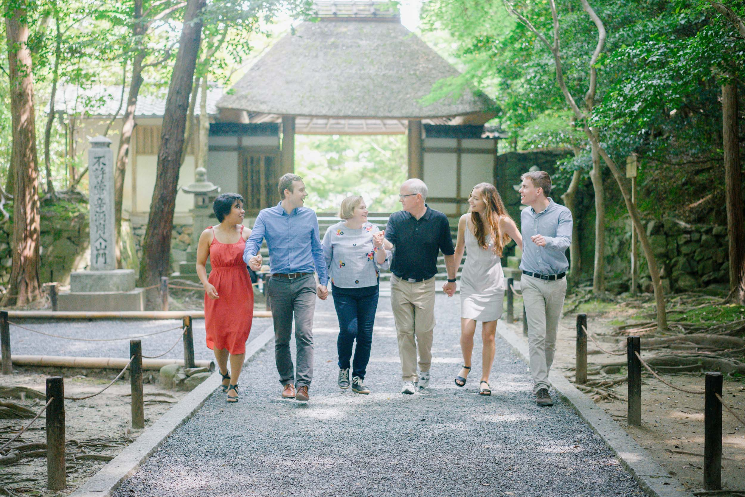 Flytographer Coo in Kyoto