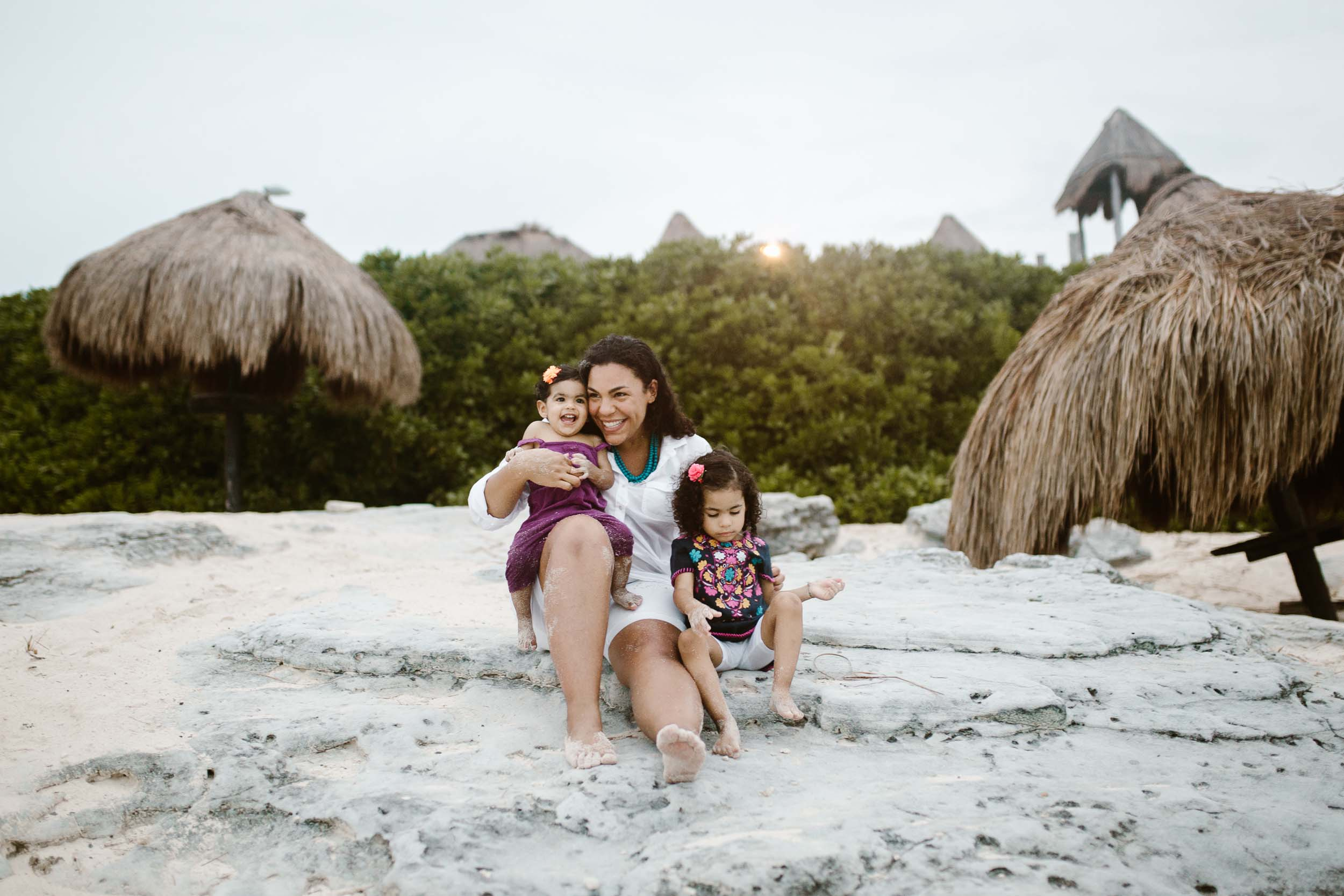 Flytographer Conie in Cancun