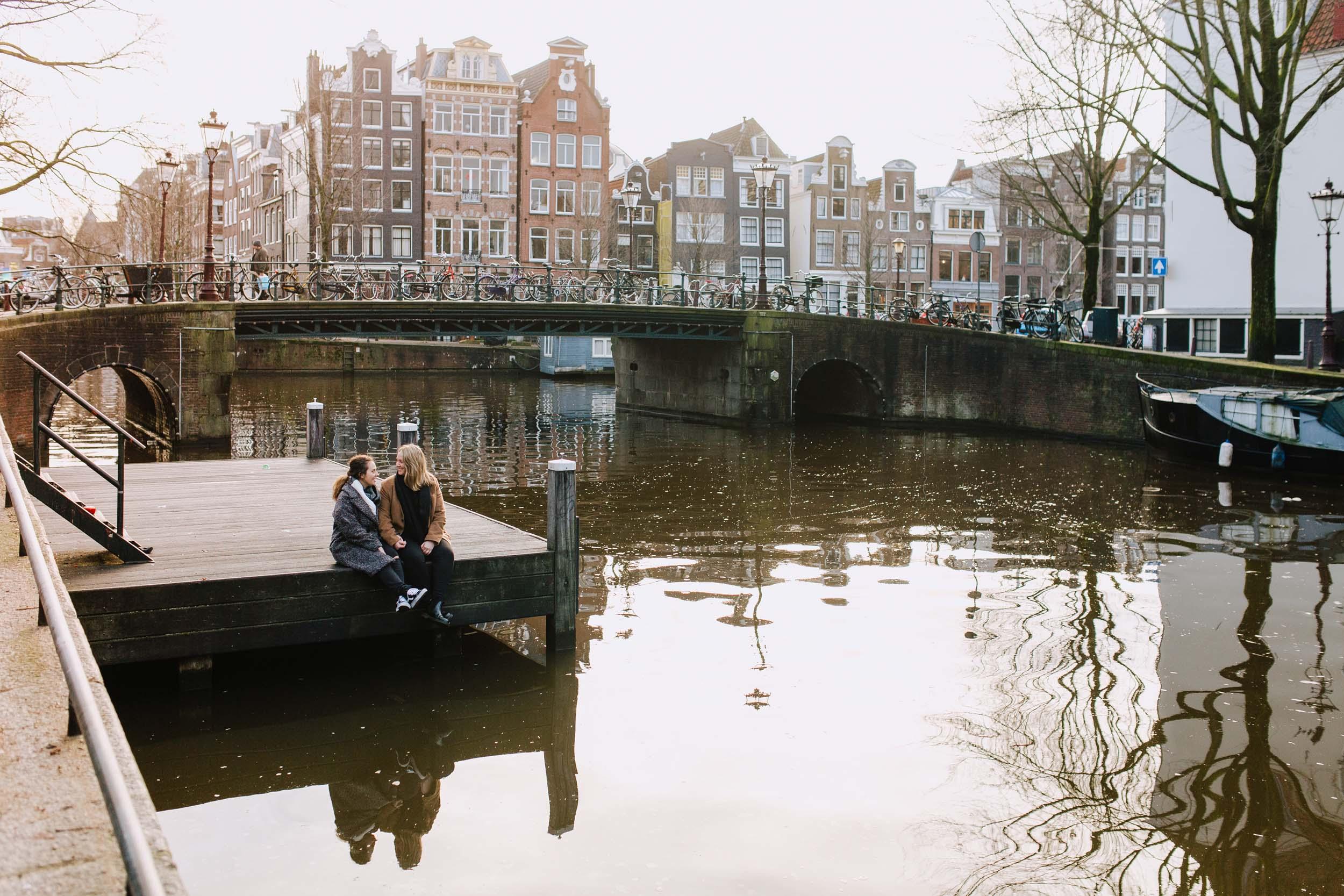 Flytographer Nadine W. in Amsterdam