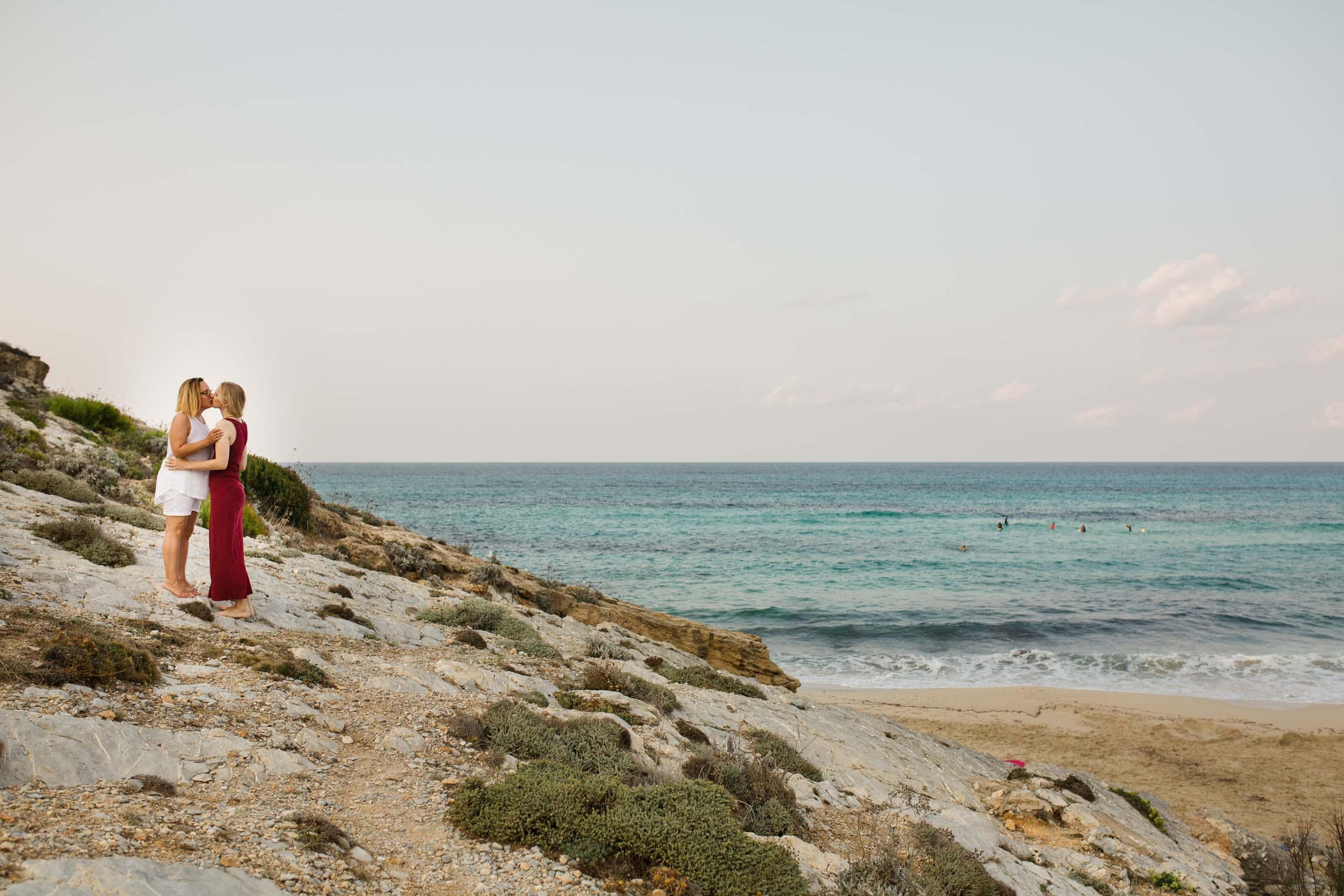 Flytographer Emma in Palma de Mallorca