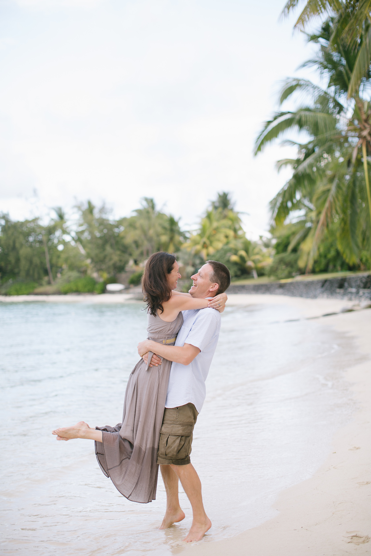 Flytographer Mayline in Mauritius