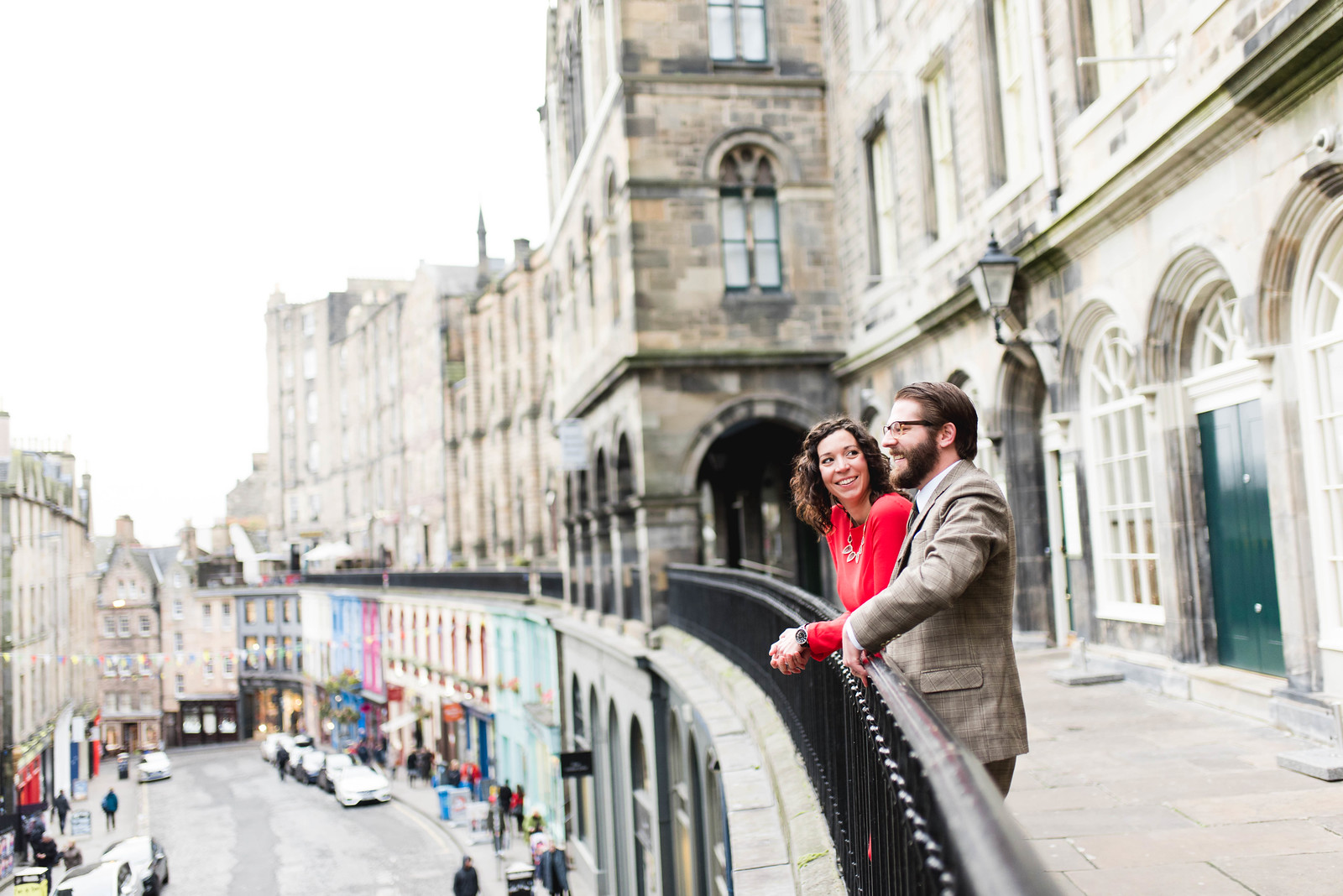 Flytographer Jilli in Edinburgh
