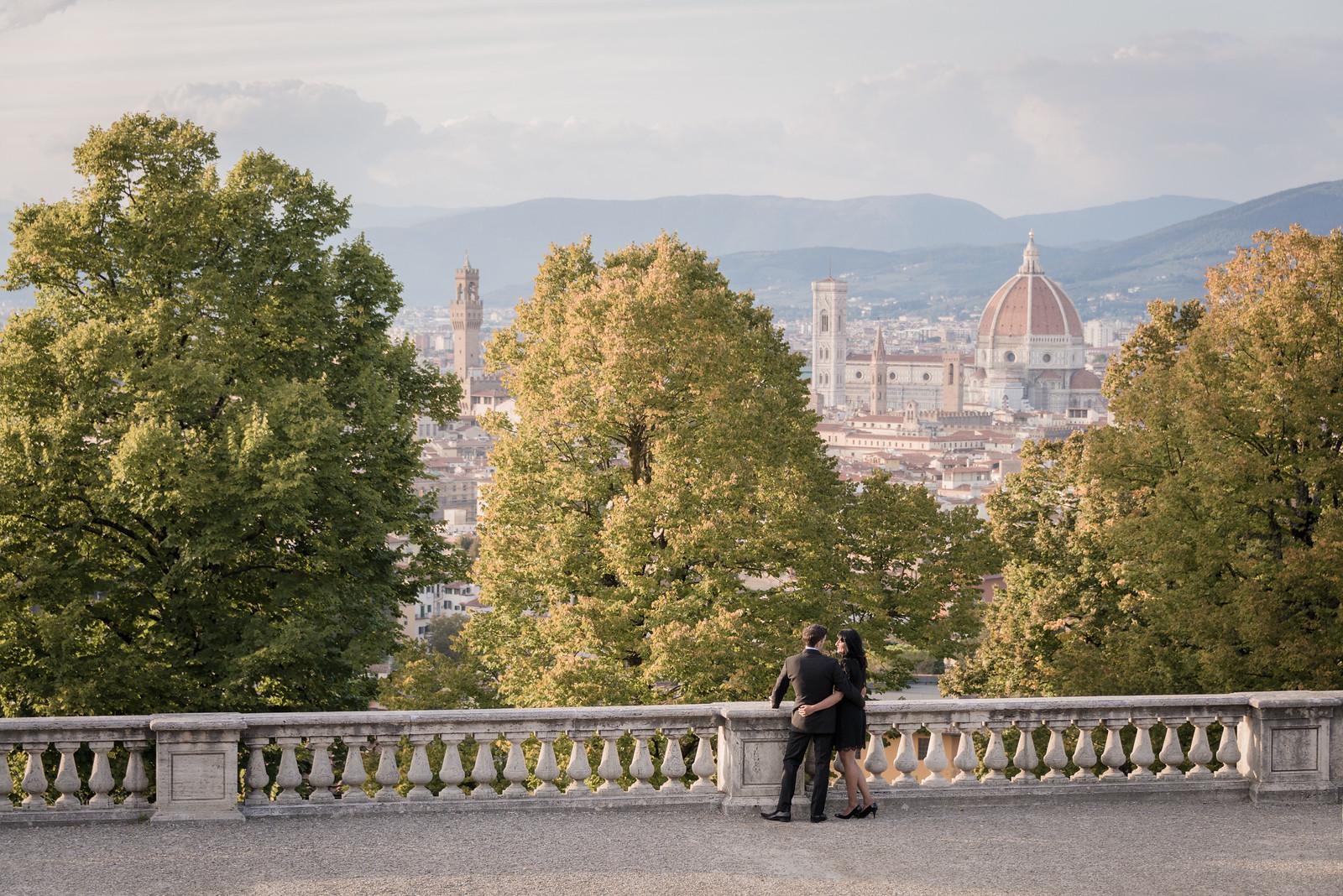 Flytographer Alberto in Florence