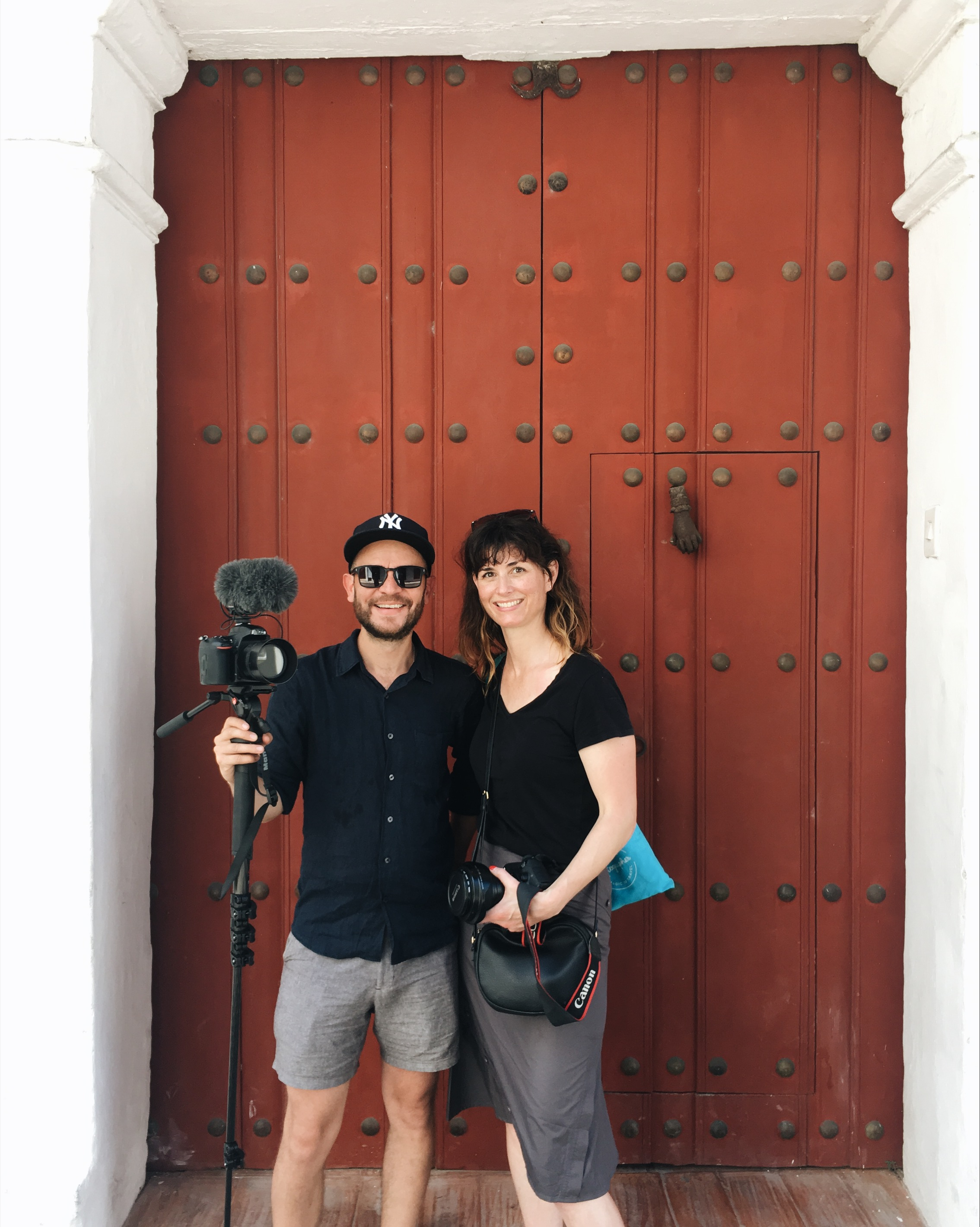 I met Juan Felipe  in Cartagena and joined him on a little photo tour as he captured city footage for a wedding.