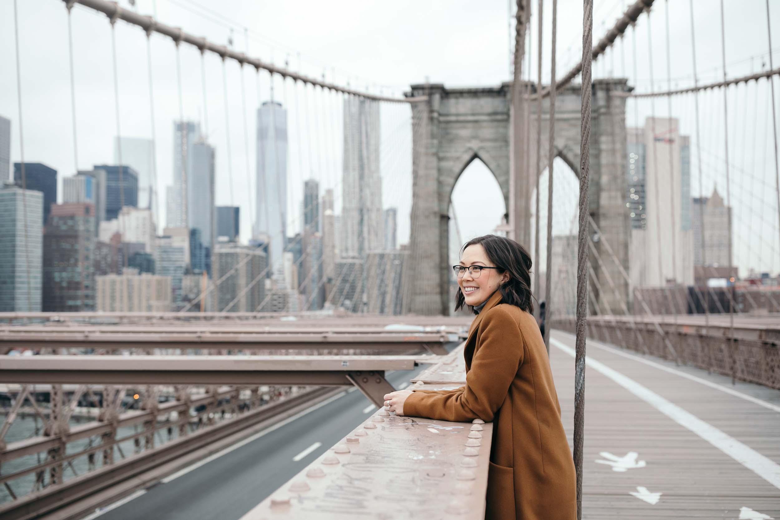Flytographer Lauren K. in New York City