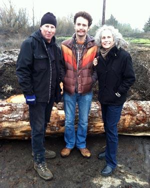 Jess, Buddy & Traci Yocom at Skyline Ranch