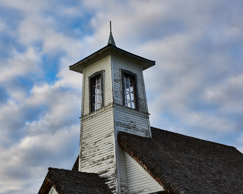 The old church in Compeer, Alberta. Again, right in the middle of town so tough to isolate. I did like the look of the tower, kinda felt like I was being watched...