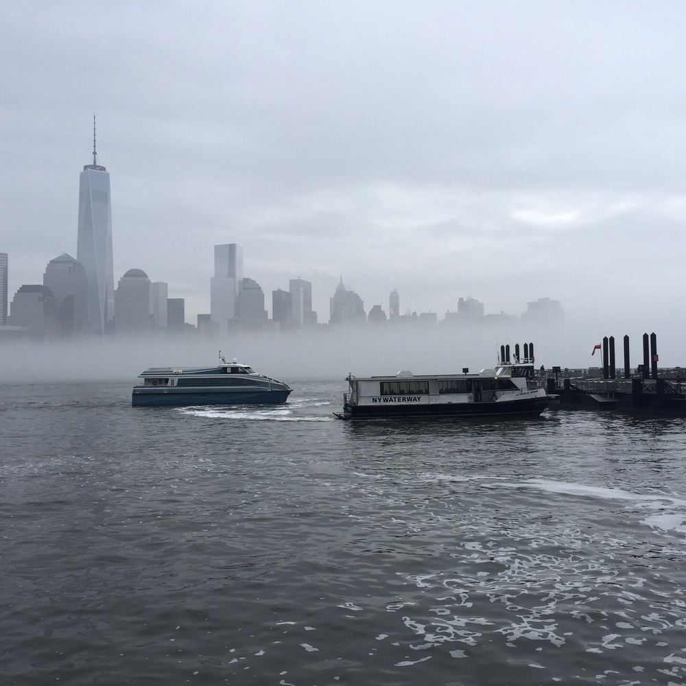 Paulus Hook Ferry