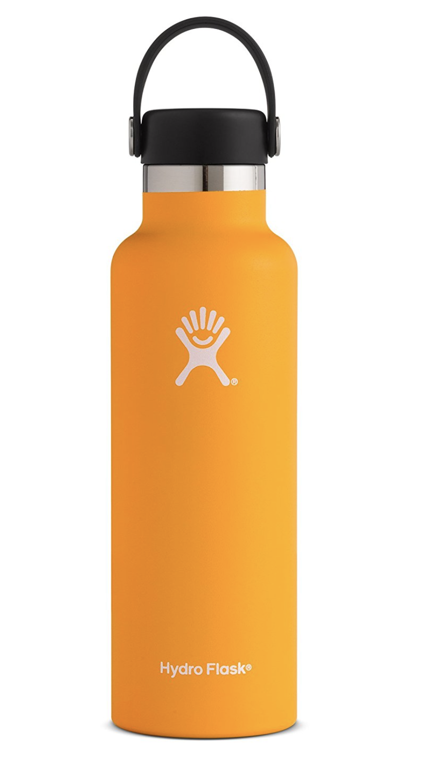 Hydro Flask -  Hydro Flask Double Wall Vacuum Insulated Stainless Steel Leak Proof Sports Water Bottle, Standard Mouth with BPA Free Flex Cap by Hydro Flask Link: http://a.co/dWxgUNW