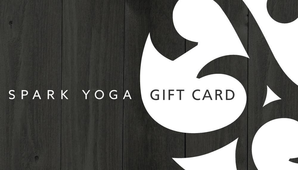 Spark Yoga Front Desk