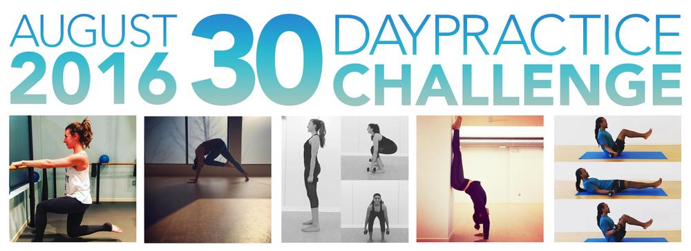 Spark August 2016 30 Day Challenge