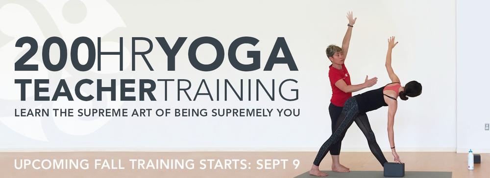 Spark Yoga Teacher Training