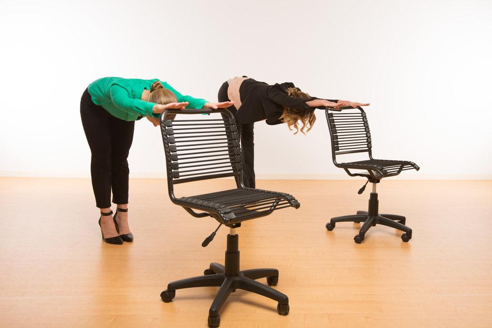 "Annie Yu, ""Aerial yoga with the crew at Spark Yoga,"" FOX 5, 12/3/14"