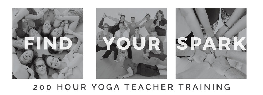 200 hour Yoga Teacher Training - Summer 2018