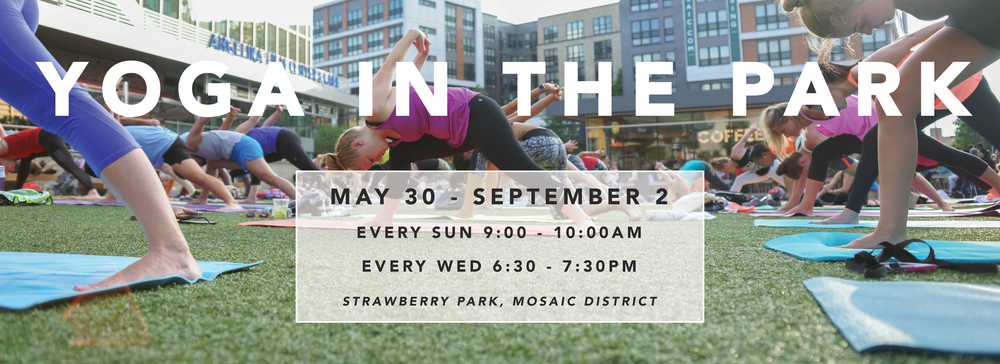 Yoga In The Park 2018