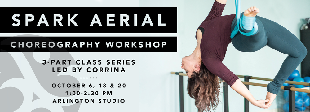 Spark Aerial Choreography Workshop
