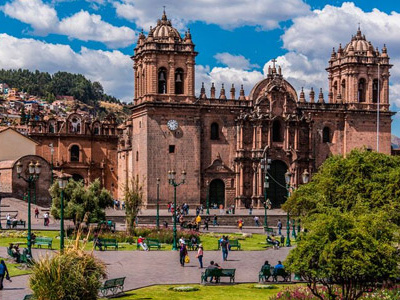 AUGUST 17  > AM Yoga > Explore Cusco City Center > PM Yoga > Meals included: Breakfast > Accommodations: Antigua Casona San Blas  >> Optional: Rainbow Mountain   AUGUST 18  > Departure > Meals included: Breakfast