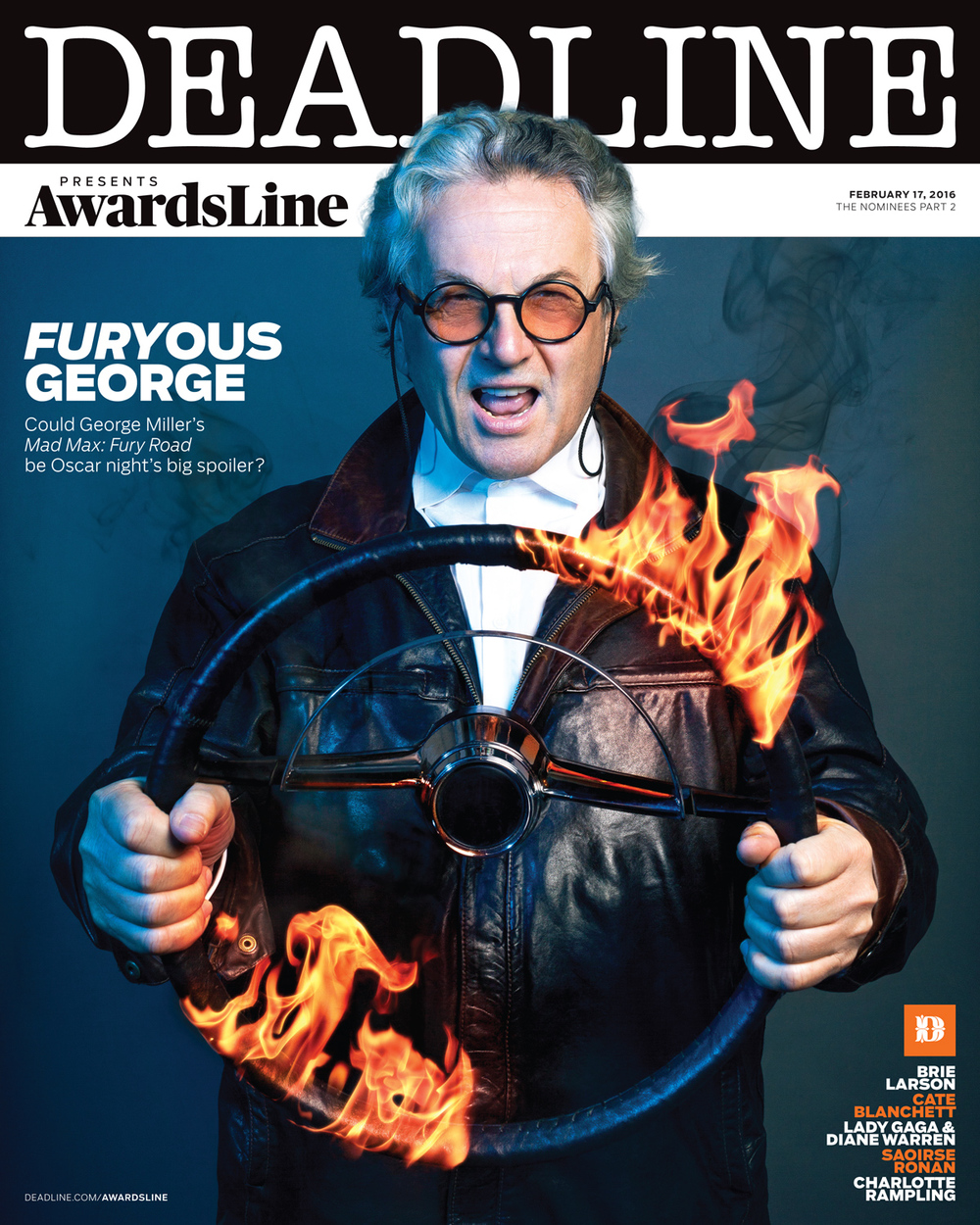 Awardsline Magazine, George Miller