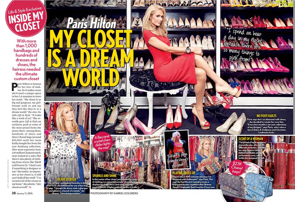 Life & Style, Paris Hilton