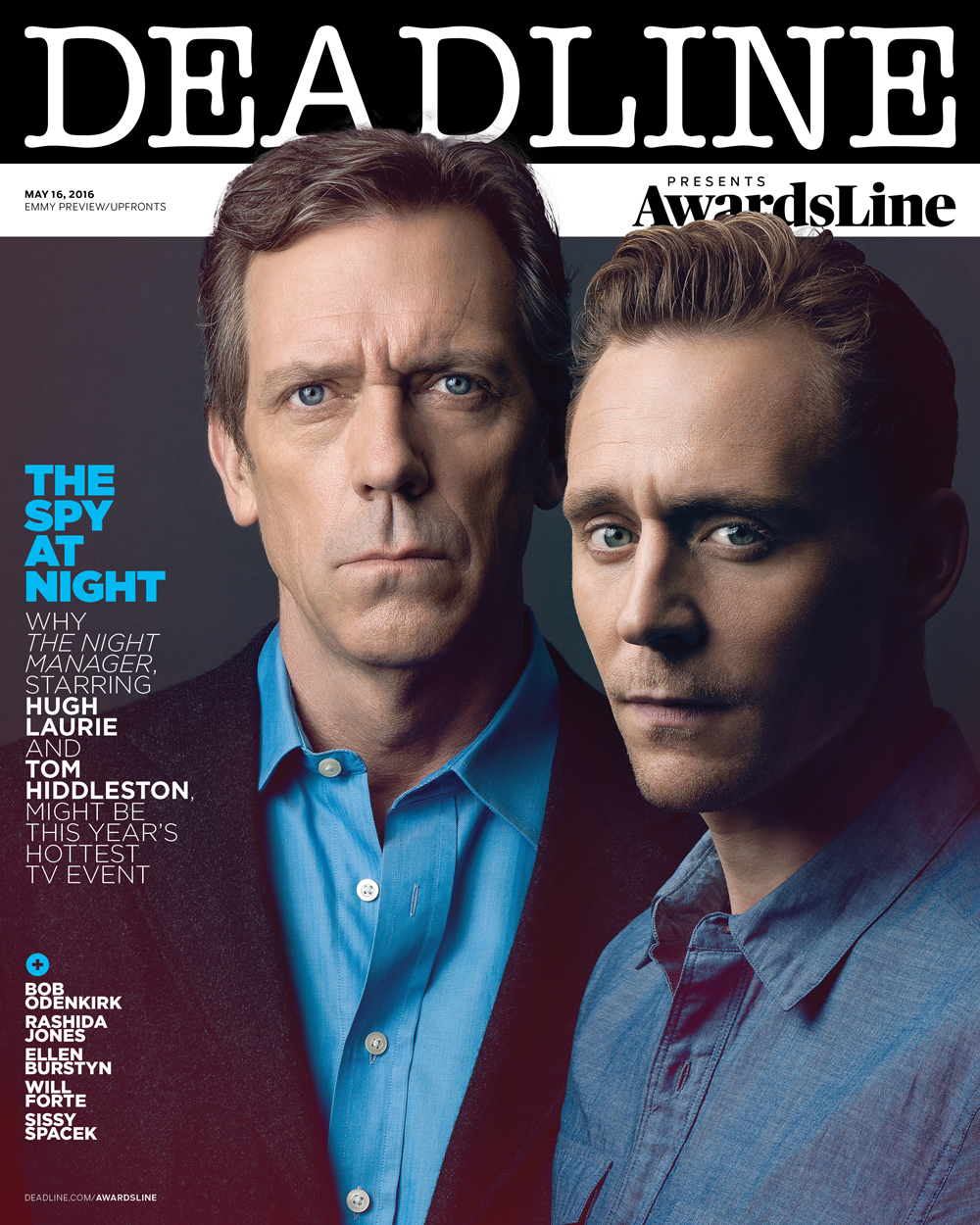 Awardsline Magazine, The Night Manager