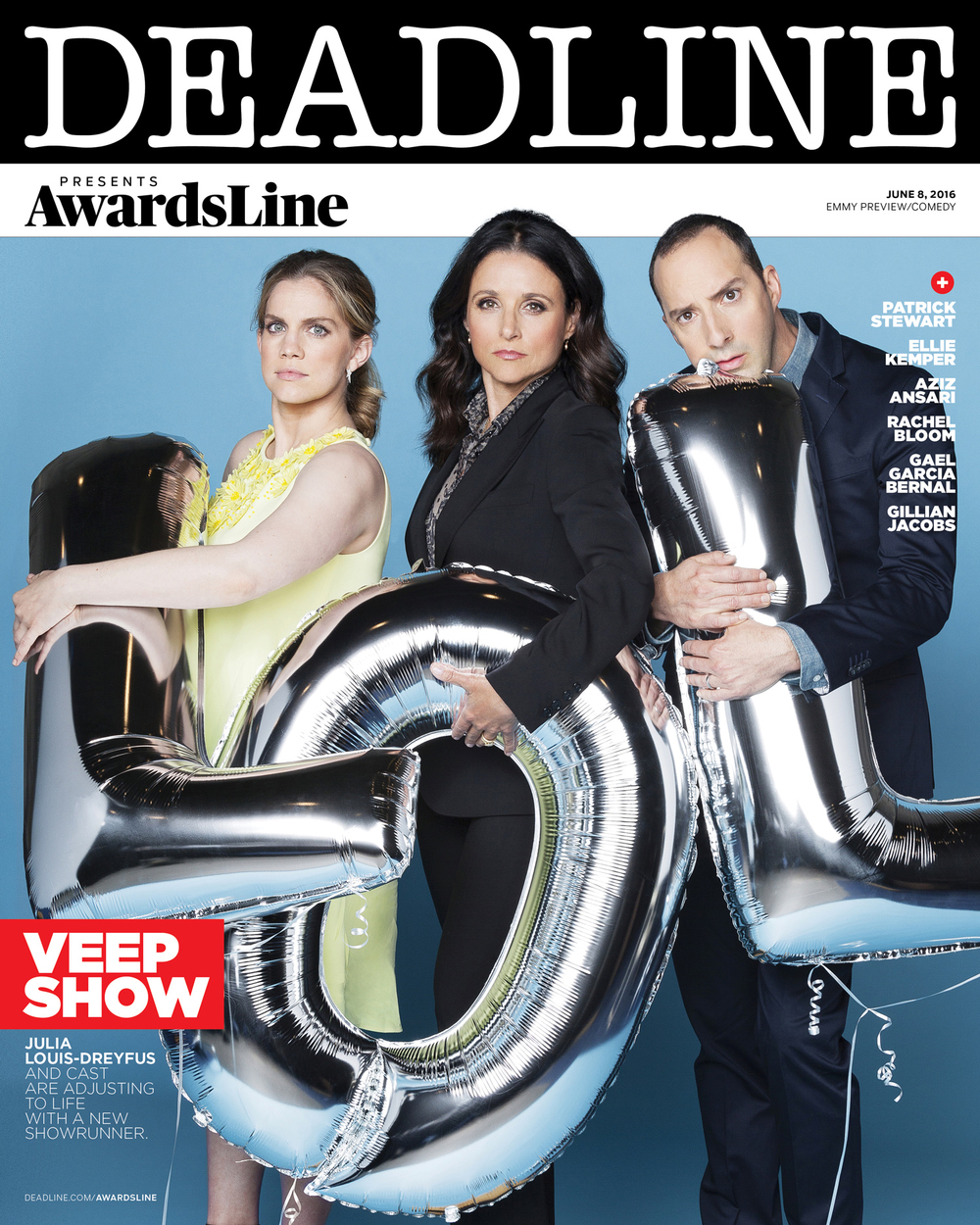 Awardsline Magazine, Veep
