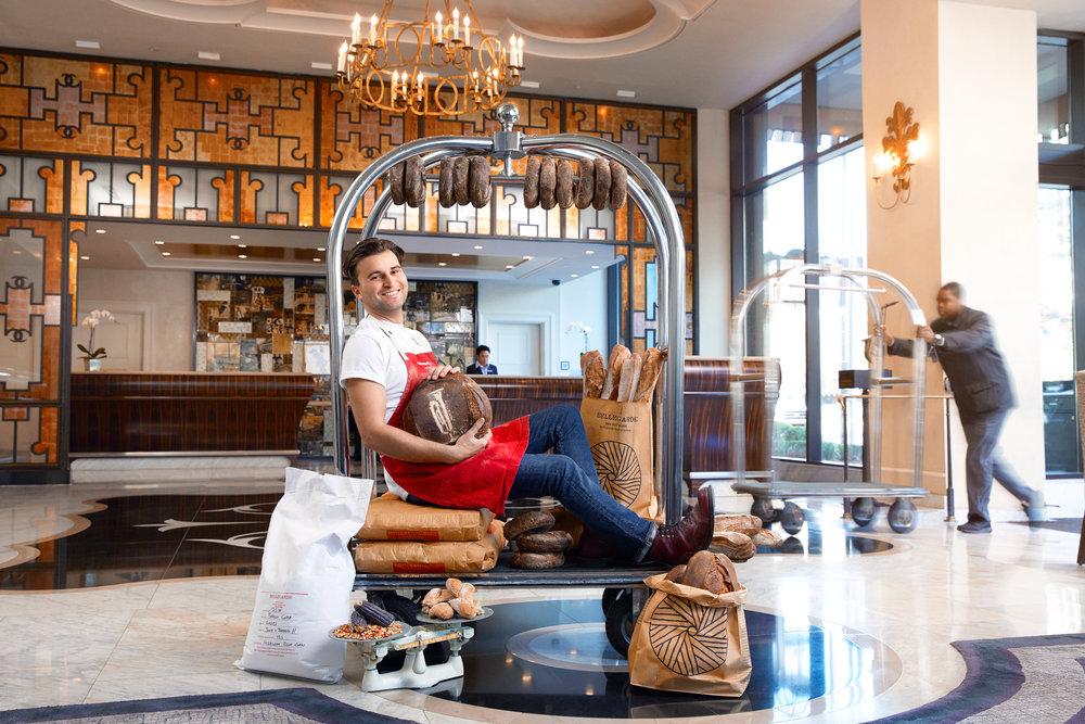 Loews New Orleans + Bellegarde Bakery