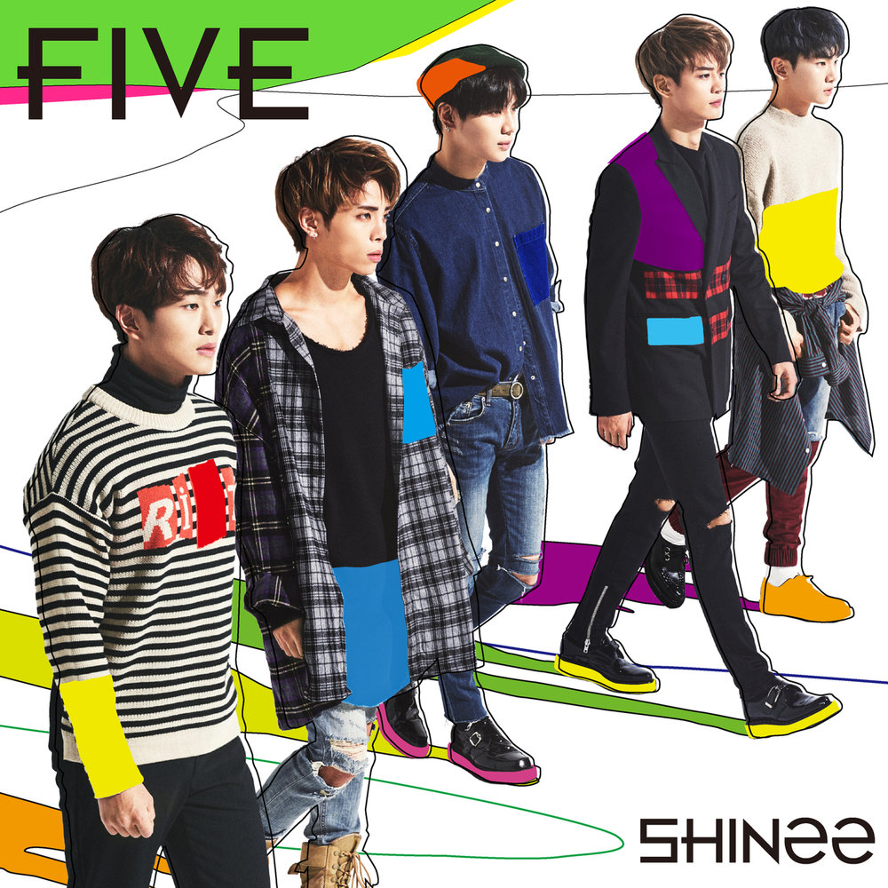 Artist: SHINee    Song: Get The Treasure    Album: Five