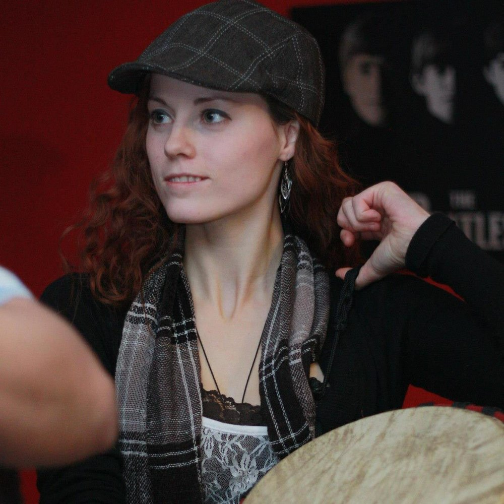Allyson MacIvor - Percussion