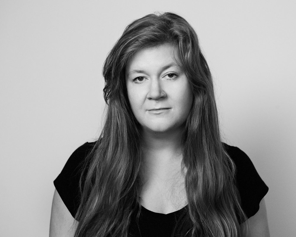 Erin Voaklander - Edmonton & Alberta tour Stage Manager