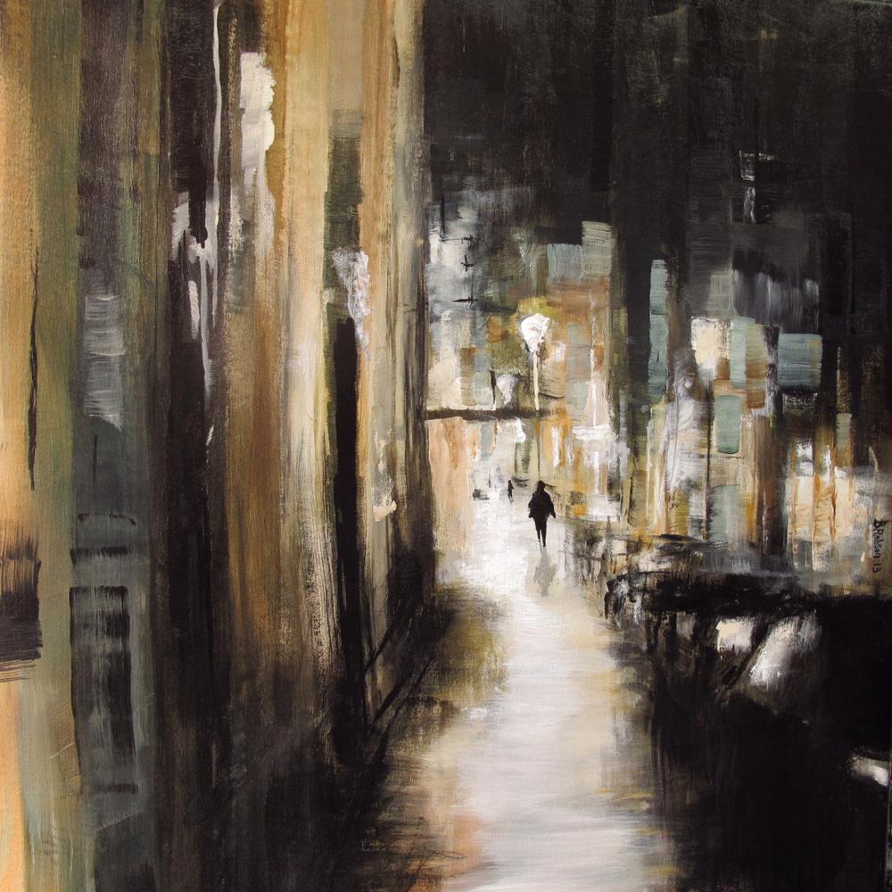 Brad Robson Brooklyn gallery 2013